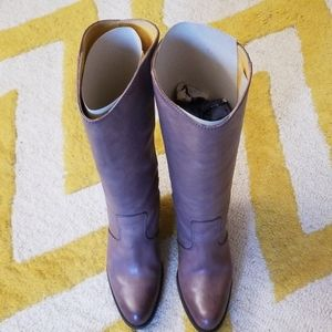 Madewell knee high boots